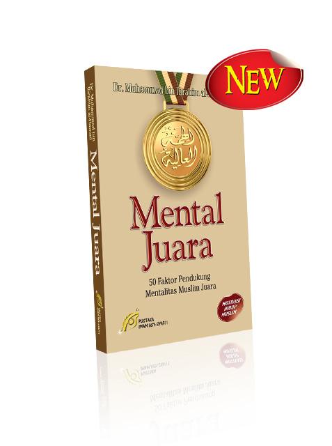 Buku Mental Juara Cover