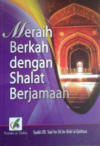 Buku Meraih Berkah Dengan Shalat Berjamaah cover 2