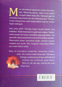 Buku Meraih Berkah Dengan Shalat Berjamaah cover