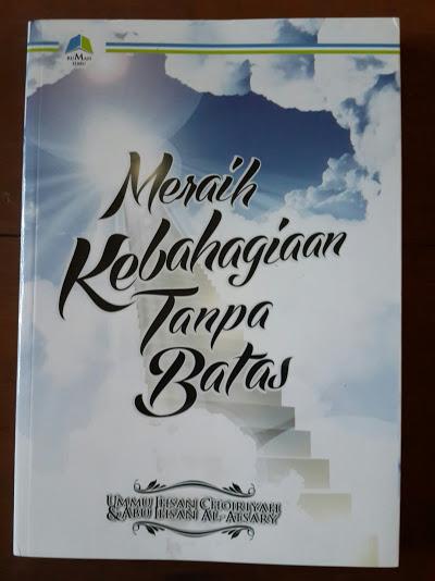 Buku Meraih Kebahagiaan Tanpa Batas Cover