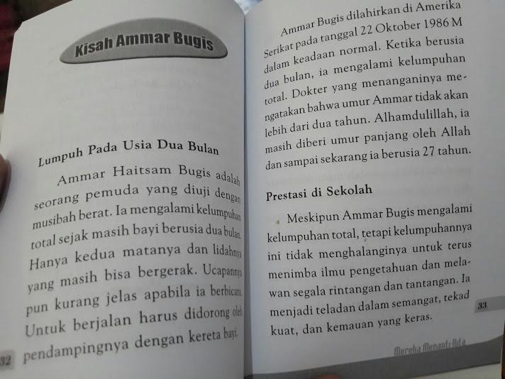 Buku Saku Mereka Menanti Kita Kado Untuk Aktifis Muslim Isi