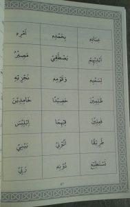 Buku Metode Mudah Membaca Al-Qur'an Iqro isi 4