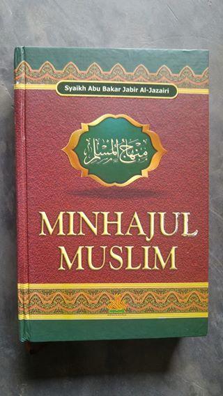 Buku Minhajul Muslim cover