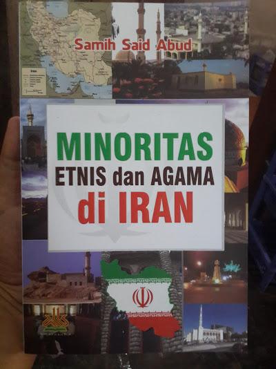 Buku Minoritas Etnis Dan Agama Di Iran Cover