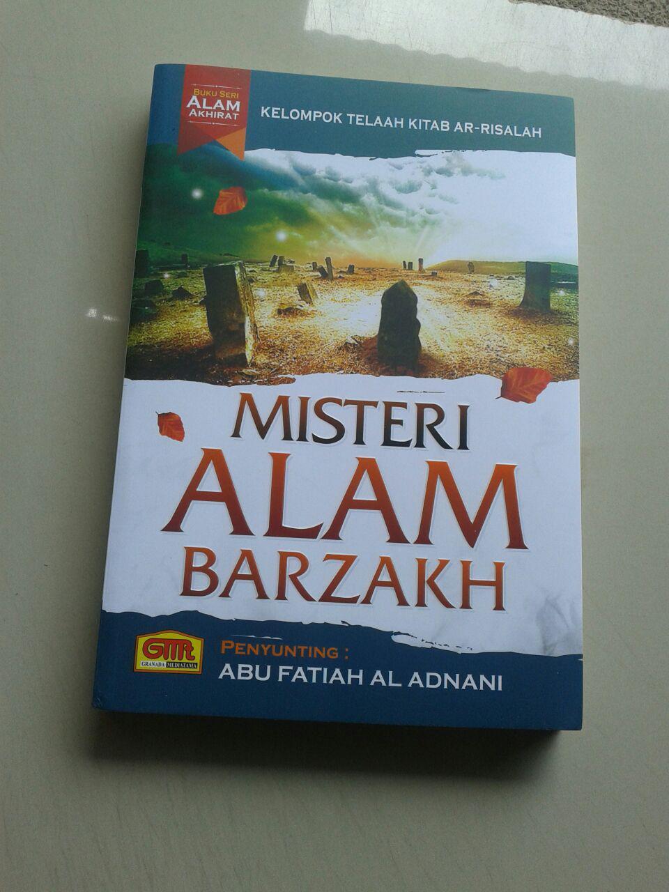 Buku Misteri Alam Barzakh cover 2