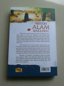 Buku Misteri Alam Barzakh cover