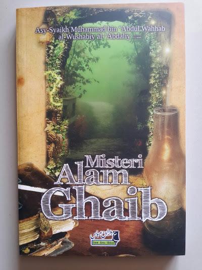 Buku Misteri Alam Ghaib Cover