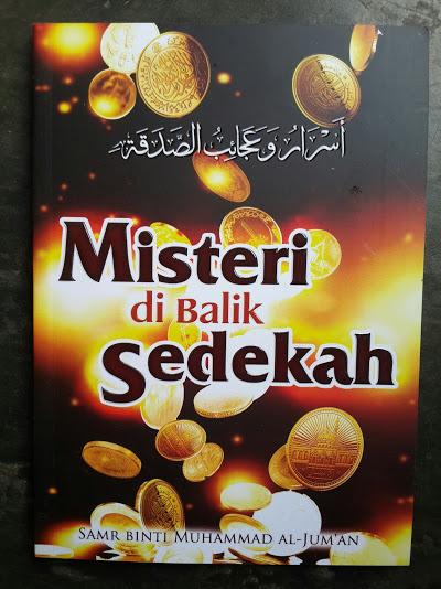 Buku Misteri Di Balik Sedekah Cover
