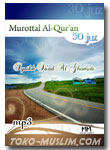MP3 Murattal 30 Juz Syaikh Al Ghamidi