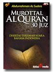 MP3 Murattal Al Quran 30 Juz (Disertai Terjemah Suara)