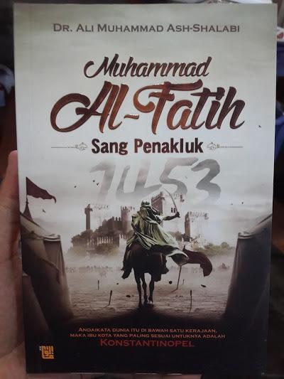Buku Muhammad Al-Fatih Sang Penakluk Konstantinopel Cover