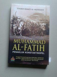 Buku Muhammad Al-Fatih Penakluk Konstantinopel cover 2