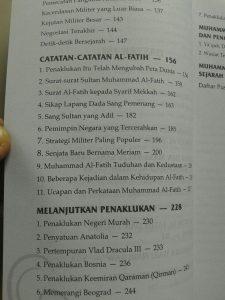 Buku Muhammad Al-Fatih Penakluk Konstantinopel isi 4