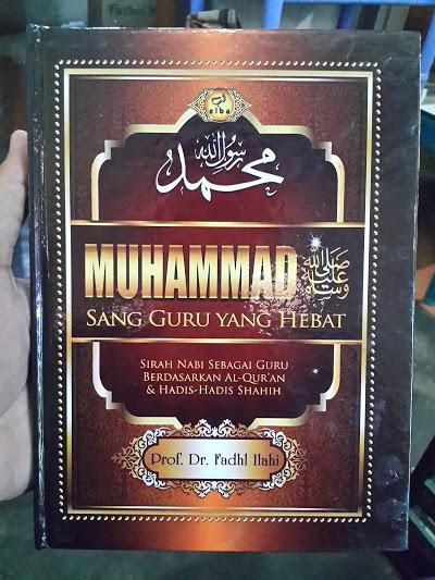 Buku Muhammad Sang Guru Yang Hebat Cover