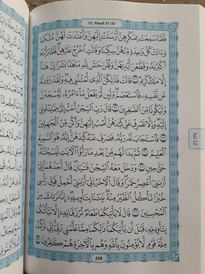 Al-Qur'an Mushaf Al-Madinah Al-Muyassar Isi
