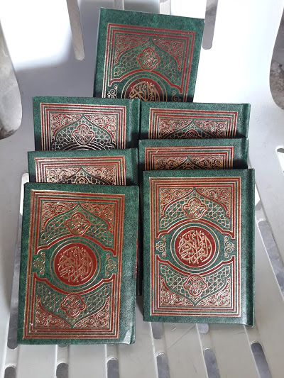 Al-Qur'an Mushaf Saku Mesir Per 5 Juz Plus Box Set 2