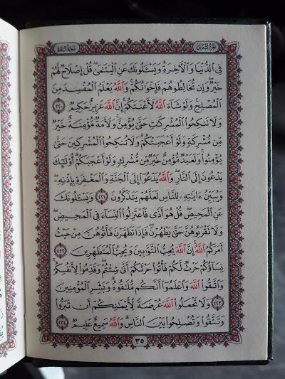 Al-Qur'an Mushaf Saku Mesir Per 5 Juz Plus Box Isi