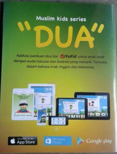 Buku Anak Muslim Kids Series Doa Doa Pilihan Anak Muslim isi