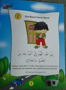 Buku Anak Muslim Kids Series Doa Doa Pilihan Anak Muslim isi 4