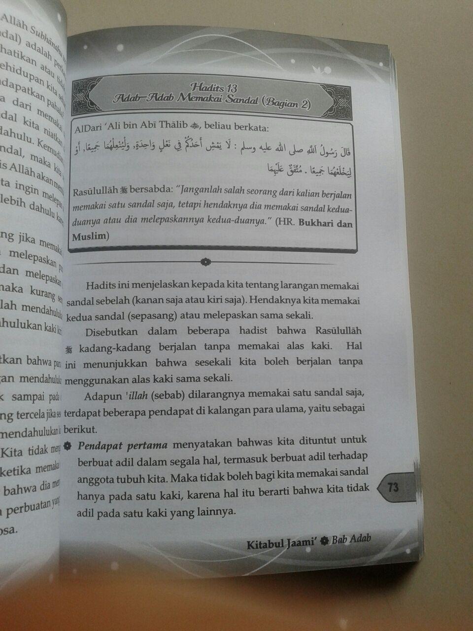 Buku Muslim Yang Sempurna Imannya Yang Paling Baik Akhlaknya isi 3