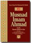 Buku Hadits Musnad Imam Ahmad 1 Set 22 Jilid