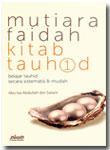 Buku Mutiara Faidah Kitab Tauhid