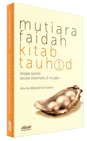 Buku Mutiara Faidah Kitab Tauhid Cover