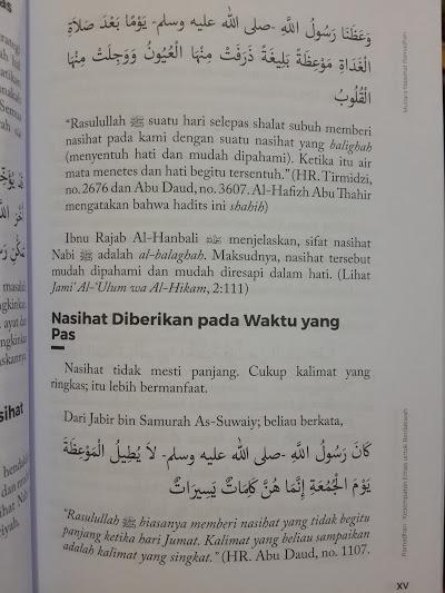 Buku Mutiara Nasihat Ramadhan 20 Kajian Ramadhan Seri 1 Isi 2