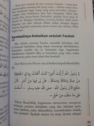 Buku Mutiara Nasihat Ramadhan 20 Kajian Ramadhan Seri 1 Isi