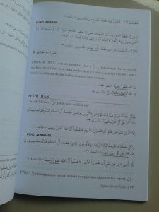 Buku Nahwu Shorof Tadrijy Step By Step Of Gramatical Arabic isi 4