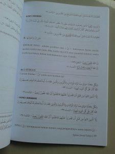 Buku Nahwu Shorof Tadrijy Step By Step Of Gramatical Arabic isi 4