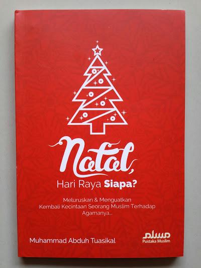Buku Saku Natal Hari Raya Siapa Cover