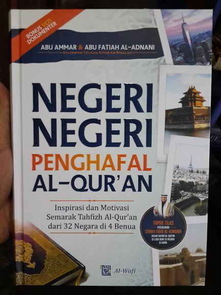 Buku Negeri Negeri Penghafal Al-Qur'an Cover