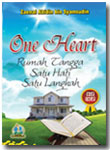 Buku One Heart Rumah Tangga Satu Hati Satu Langkah
