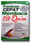 Buku Dan Video CD Tutorial Panduan Cepat Membaca Al-Qur'an