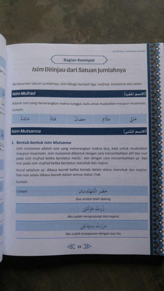 Buku Panduan Lengkap Belajar Bahasa Arab Otodidak 2 Jilid isi 2