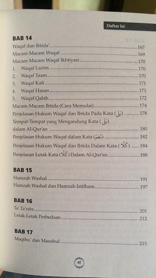 panduan lengkap ilmu tajwid buku isi 2