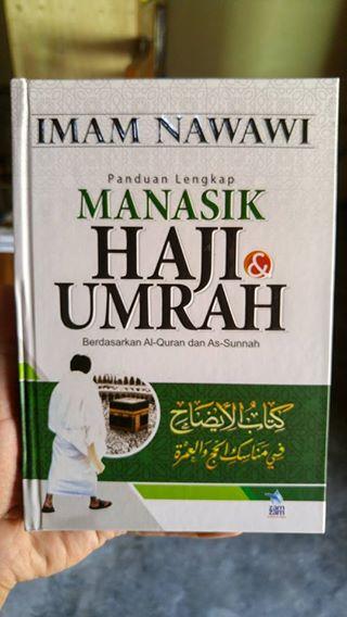 panduan lengkap manasik haji dan umrah buku cover