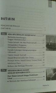 Buku Panduan Lengkap Mengelola & Memakmurkan Masjid isi 4