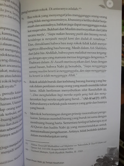 Buku Panduan Lengkap Thibbun Nabawi Isi