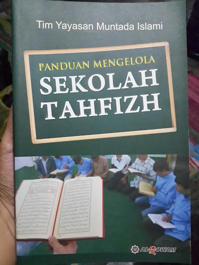 Buku Panduan Mengelola Sekolah Tahfizh Cover