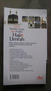 Buku Panduan Mudah Cepat Dan Praktis Haji Dan Umrah cover 2