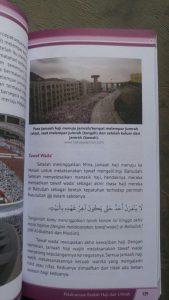 Buku Panduan Mudah Cepat Dan Praktis Haji Dan Umrah isi