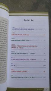 Buku Panduan Mudah Cepat Dan Praktis Haji Dan Umrah isi 3