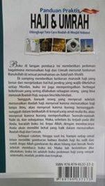 Buku Panduan Praktis Haji & Umrah cover 2