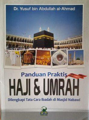 Buku Panduan Praktis Haji & Umrah cover
