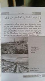 Buku Panduan Praktis Haji & Umrah isi