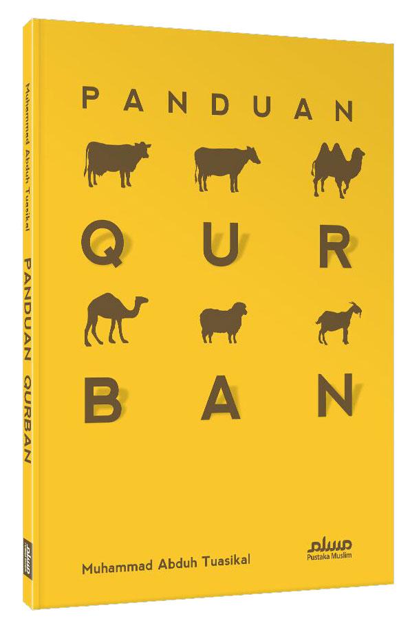 Buku Panduan Qurban Cover