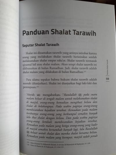 Buku Panduan Ramadhan Bekal Meraih Ramadhan Penuh Berkah Isi