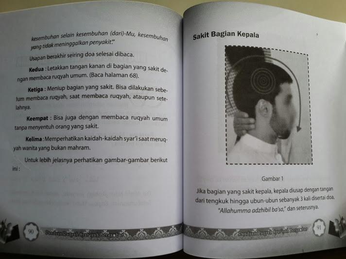 Buku Panduan Ruqyah Syar'iyah Isi